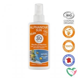 Sun vegan spray SPF30 kids bio - in Zonbescherming