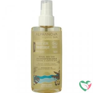 Alphanova Sun Sun vegan dry oil spray paradise bio
