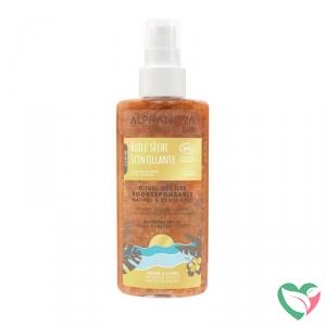 Alphanova Sun Sun vegan dry oil spray glitter bio