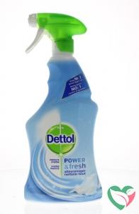 Dettol Allesreiniger power & fresh katoenfris spray