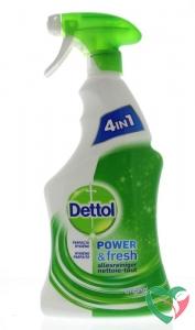 Dettol Allesreiniger power & fresh original spray