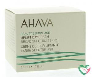 Ahava Uplifting day cream
