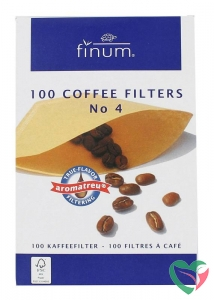 Finum Koffiefilters no. 4