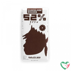 Chocolatemakers Awajun 52% fairtrade bio