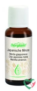 Bergland Japanse munt olie