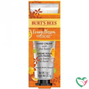 Burts Bees Hand cream orange blossom & pistachio