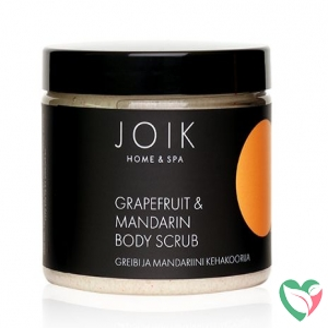 Joik Bodyscrub grapefruit & mandarin