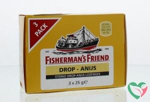 Fishermansfriend Drop anijs 25 gram