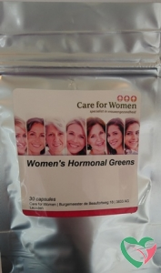 Care For Women Womens hormonal greens