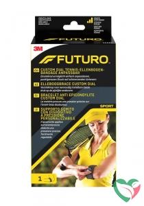 Futuro Sport custom dial tenniselleboog bandage verstel