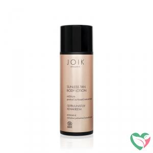 Joik Sunless tan body lotion medium