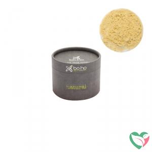 Boho Cosmetics Mineral loose powder translucent yellow 04