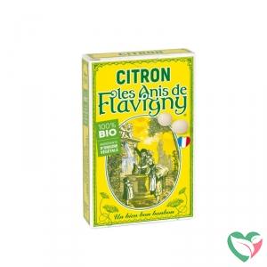 Anis de Flavigny Anijspastilles citroen bio