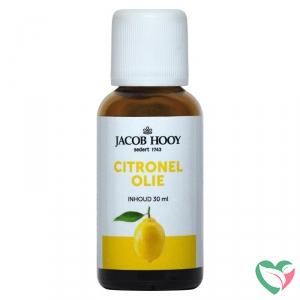 Jacob Hooy Citronelolie (citronella)