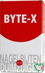 Byte X Byte X tegen nagelbijten/duimzuigen