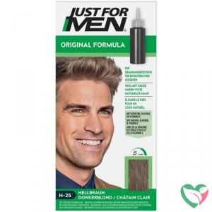 Just For Men Donker blond H25 voorheen blond 2 X 30 ml