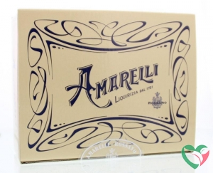 Amarelli Laurierdrop spezzatina klein puur