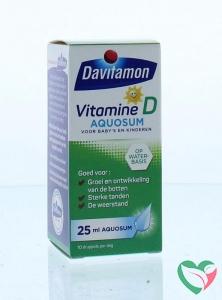 Davitamon Vitamine D aquosum druppels