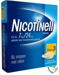 Nicotinell TTS10 7 mg