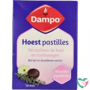 Dampo Hoestpastilles thijm/sleutelbloem