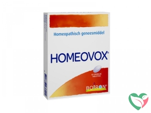 Boiron Homeovox UAD