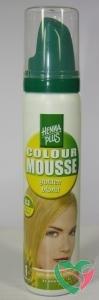 Henna Plus Colour mousse 8.3 golden blond