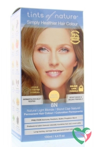 Tints Of Nature 8N natural blond