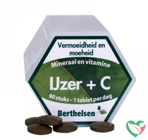 Berthelsen IJzer + vitamine C