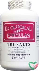 Ecological Form Tri salts