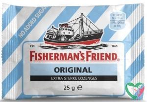 Fishermansfriend Original extra sterk suikervrij