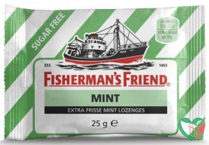 Fishermansfriend Mint suikervrij