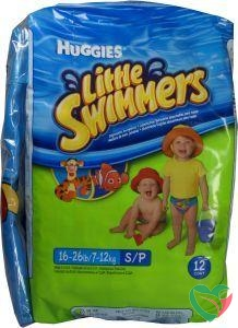 Huggies Little swimmers 3-4 7-15 kg