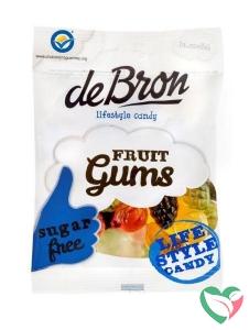 De Bron Fruitgums suikervrij