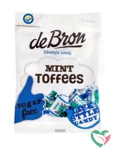 De Bron Mint toffee suikervrij