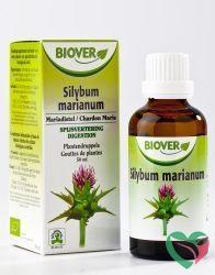 Biover Silybum marianum tinctuur bio