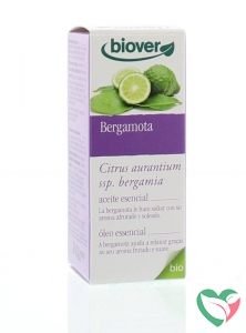 Biover Bergamot bio
