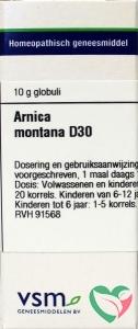 VSM Arnica montana D30