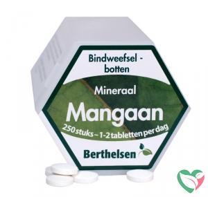 Berthelsen Mangaan citraat 3,75 mg