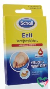 Scholl Eeltverwijderpleister vilt