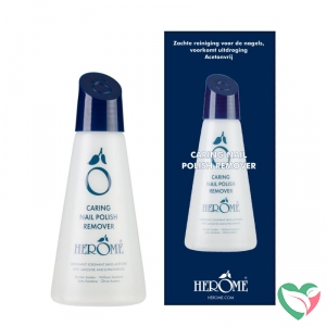 Herome Caring nailpolish remover