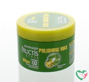 Garnier Fructis style polishing wax