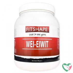 Fitshape Wei eiwit vanille