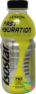 Isostar Liquid petfles lemon