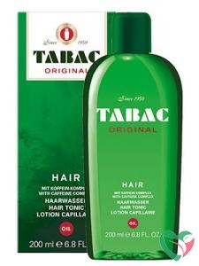 Tabac Original hair oil lotion