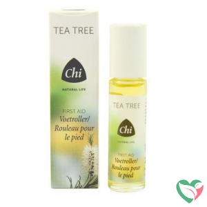 CHI Tea tree voetroller