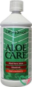 Aloe Care Vitadrink met cranberry