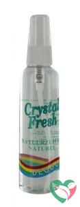 Crystal Fresh Deodorant spray