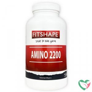 Fitshape Amino 2200 mg