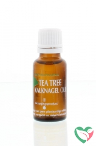 Naturapharma Tea tree kalknagel olie