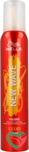 Wella New Wave boost it volume mousse